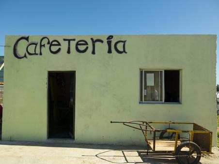 Het café. Foto: Ynske Boersma