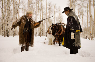 Still uit The Hateful Eight.