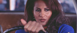 Still uit Jackie Brown.
