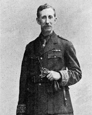 Francois Georges-Picot, 1915. Foto: Hollandse Hoogte