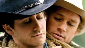 Still uit 'Brokeback Mountain'