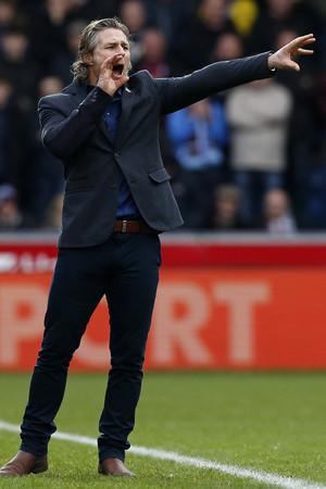 Gareth Ainsworth, trainer van Wycombe Wanderers. Foto: Ian Kington/ANP
