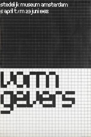Werk: Wim Crouwel