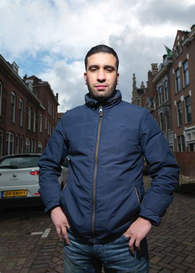 Yahya Mokhtari. Foto: Ivo van der Bent (voor De Correspondent)