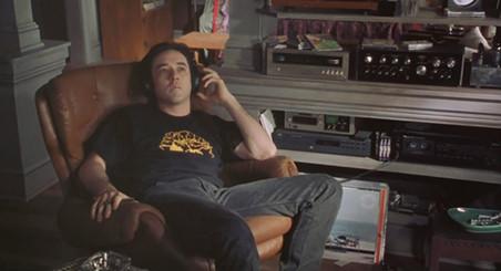 'Ik wil geen ouwelullenmuziek meer luisteren. Ik wil gewoon iets wat ik kan negeren.'