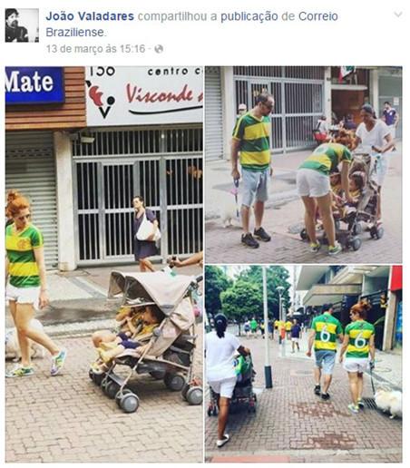 Beeld: João Valadares, Correio Braziliense. Twitter