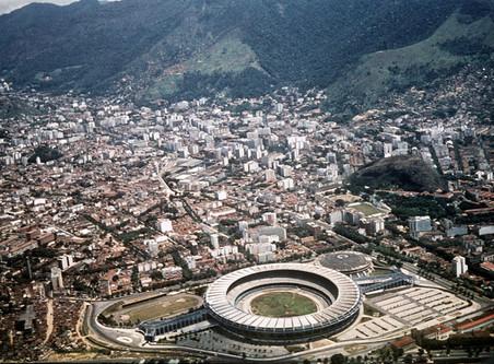 Het stadion in 2009. Foto: HH