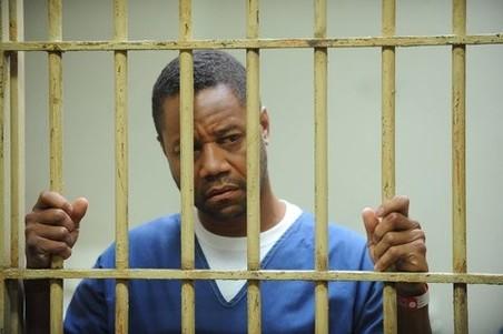 O.J. Simpson (gespeeld door Cuba Gooding Jr.)