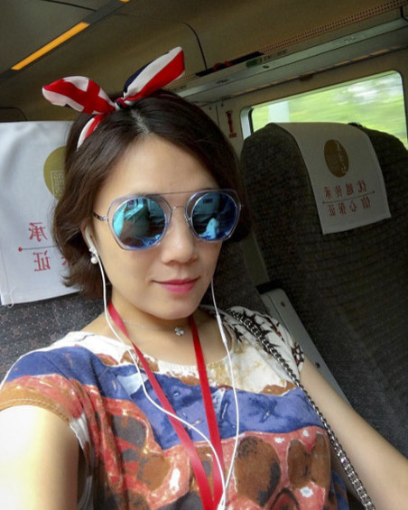 #chinarailway. Foto: songmubai / Instagram