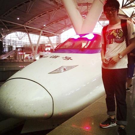 #rail. Foto: zhaocljerry / Instagram
