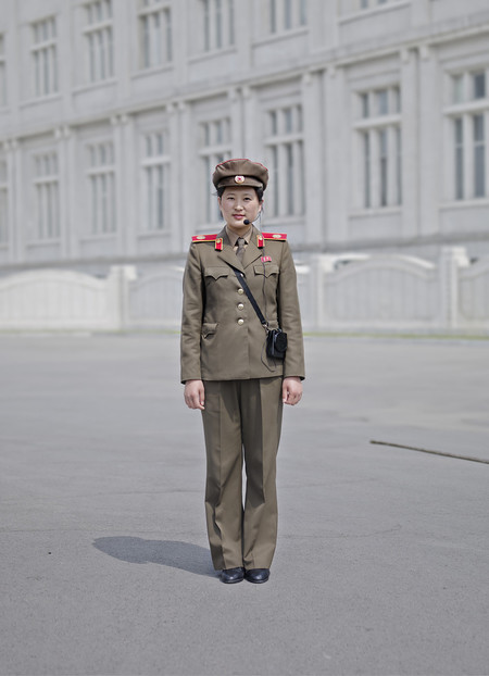Uit de serie: 'Setting the Stage: Pyongyang North Korea'. Foto: Eddo Hartmann/Koryo Studio