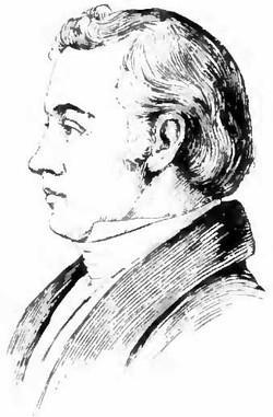 Elijah Parish Lovejoy. Portrait courtesy of Wikimedia Commons