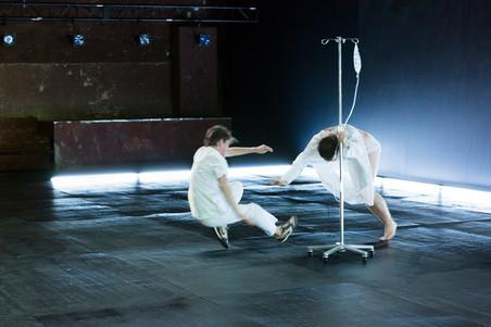 Angels in America door Toneelgroep Amsterdam. Foto: Jan Versweyveld