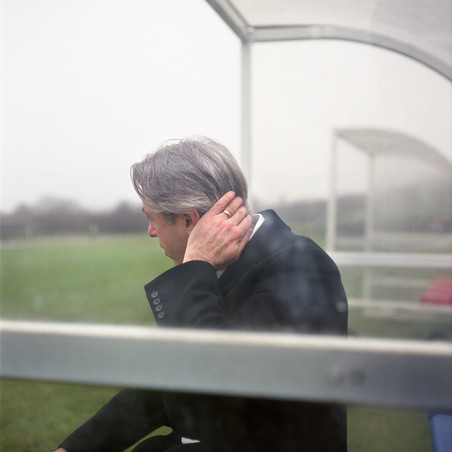 Chris Anderson. Foto: Clare Hewitt (voor De Correspondent)