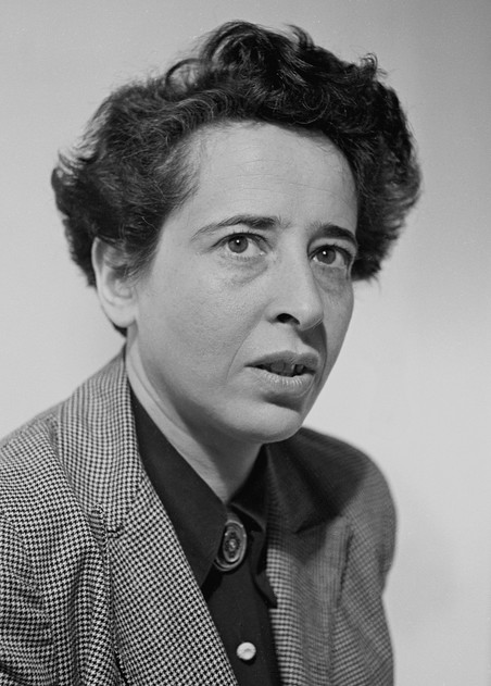 Hannah Arendt. Foto: Getty Images.