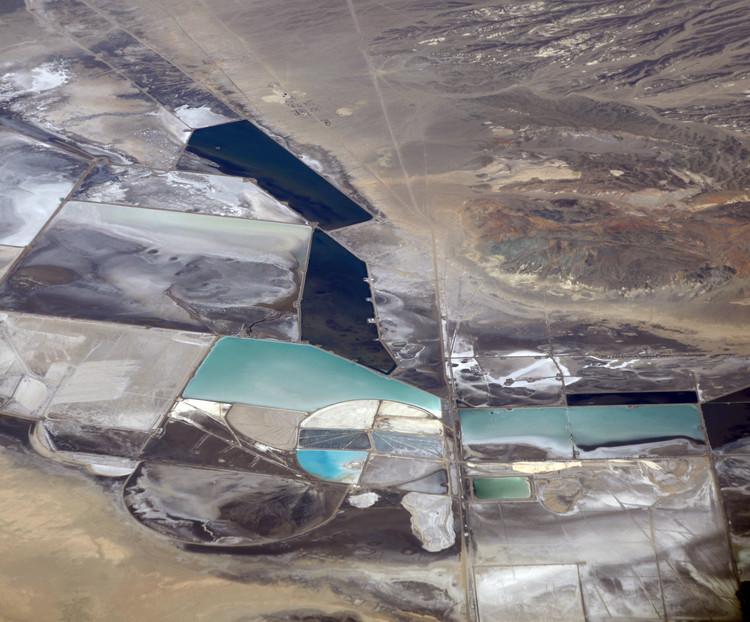 De Chemetall Foote Lithium Operation in Clayton Valley. Foto: Doc Searls / CC