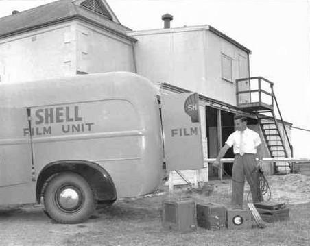 Shell Film Hub. Foto: SA History Hub