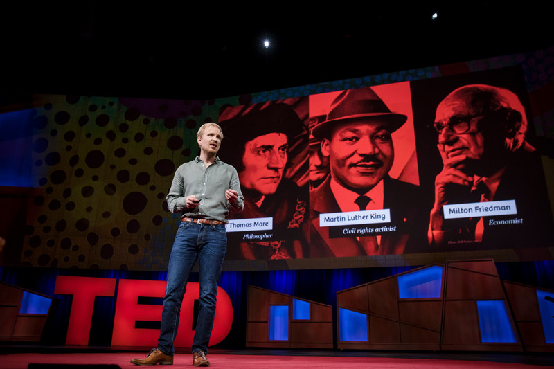 Foto: Bret Hartman / TED