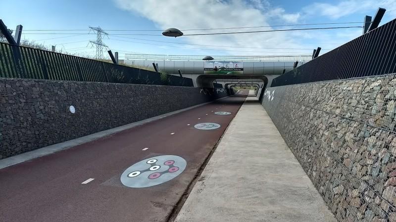 Ik fietste deze week het Rijnwaalpad tussen Nijmegen en Arnhem. Worden dit onze nieuwe snelwegen?