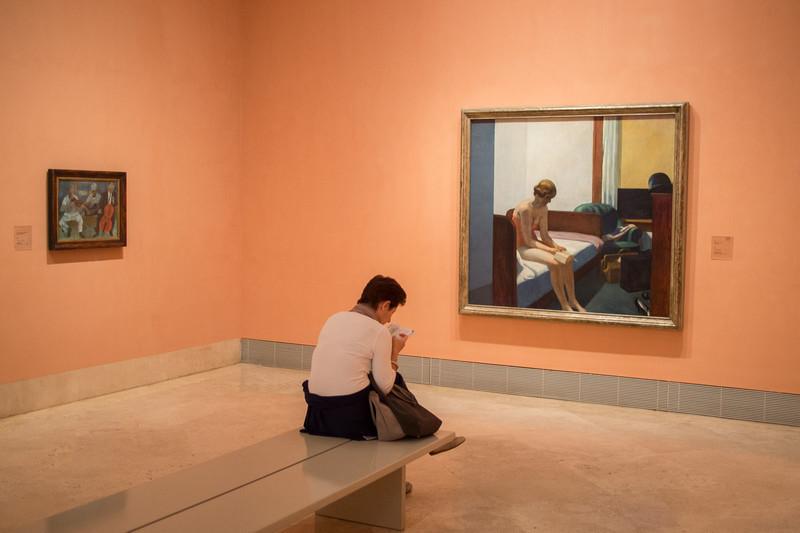 Uit de serie 'Musea' van fotograaf Caspar Claasen.