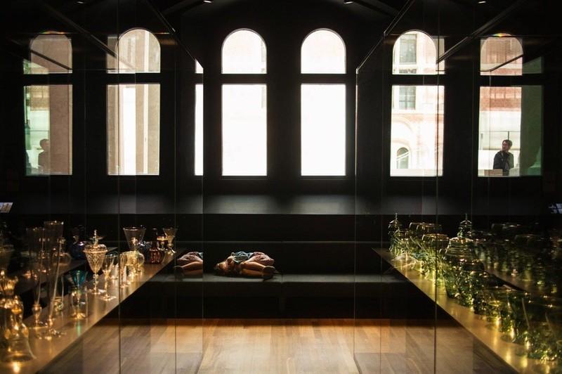 Uit de serie 'Musea' van Caspar Claasen.