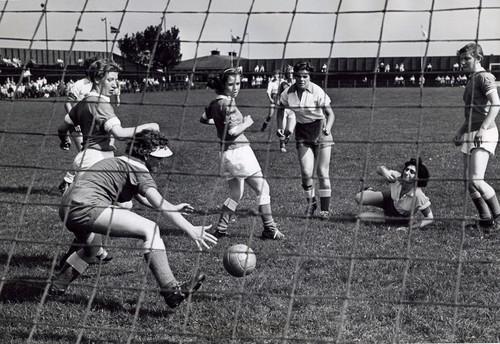 DCO - Rievelo. Nederland, 21 augustus 1955. Foto: Spaarnestad / HH