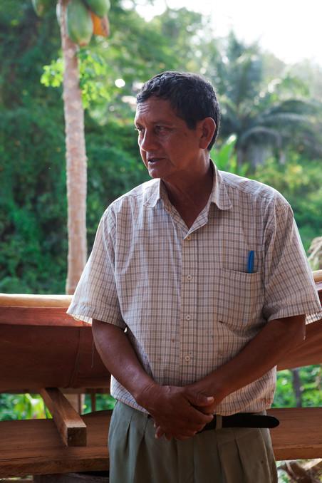 Alejandro Lopez. Foto: Rochi León (voor De Correspondent)