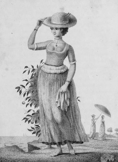 In Suriname werd Stedman verliefd op een slaafgemaakte, Joanna. Samen kregen ze een zoon. In Stedman's beschrijvingen van Joanna werd een slaafgemaakte voor het eerst niet geobjectiveerd, maar als mens beschreven.