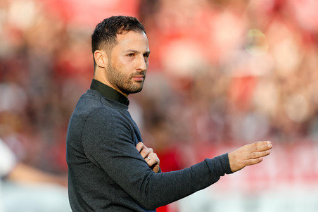 Domenico Tedesco. Foto: TF-Images / Getty Images
