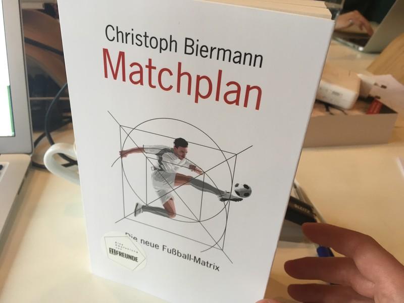 Biermanns nieuwe boek.