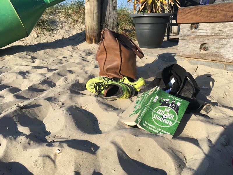 Aanrader: strandtent De Marlijn op Schiermonnikoog.