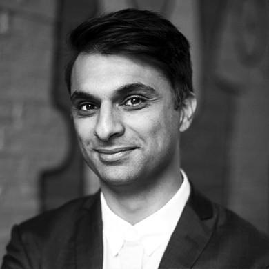 Nishant Lalwani, directeur van Omidyar Network — foto: Omidyar Network