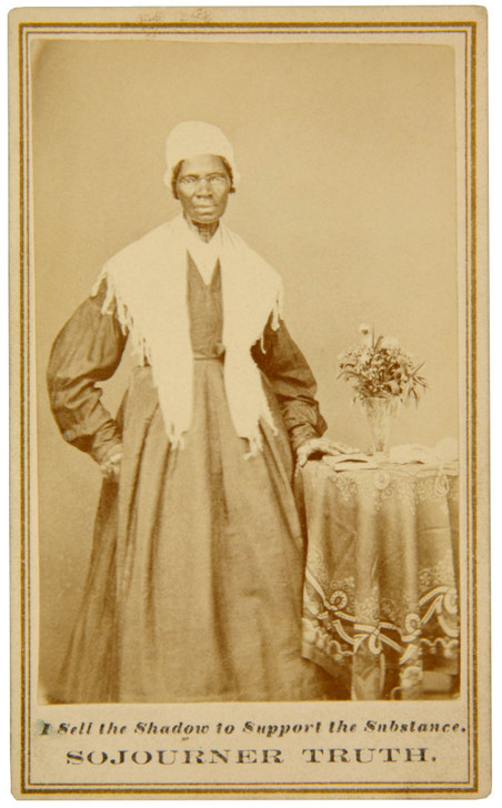 Sojourner Truth. Foto: UC Berkeley Art Museum and Pacific Film Archive