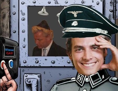 Een meme die ik in een Nederlandse discussiedraad op 4chan (/polder/) aantrof.