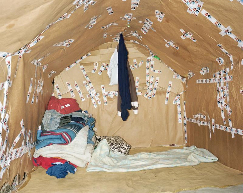 Duinkerke (2010), uit de serie Shelter van Henk Wildschut.