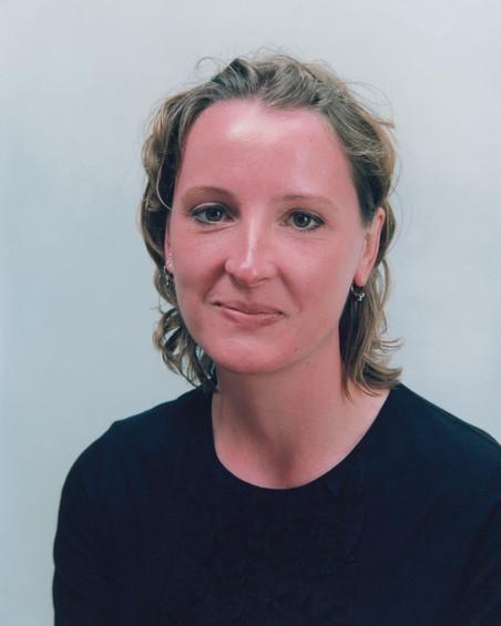 Uit de serie 'Bloos' van Martine Stig, 2002