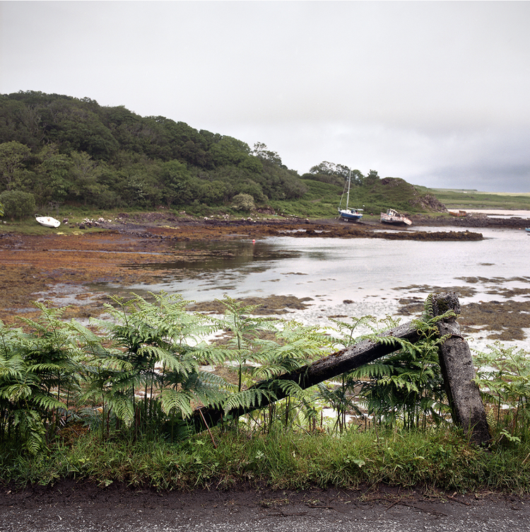 Uit het project 'The Isle of Eigg' door Charles Delcourt