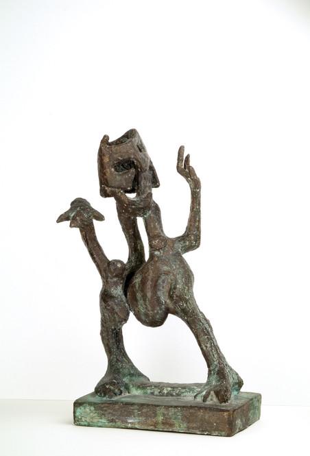 De Gek (1951) door Lotti van der Gaag c/o Pictoright Amsterdam 2018