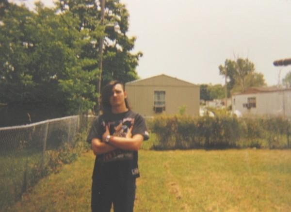 Een jeugdfoto van Damien Echols. Foto: Uncommon Journal