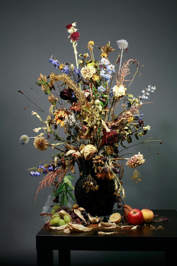 Still uit de video-installatie 'Der Tod' van Heidi de Gier