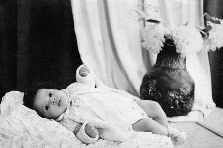 Rosy, 1945. Foto: onbekend
