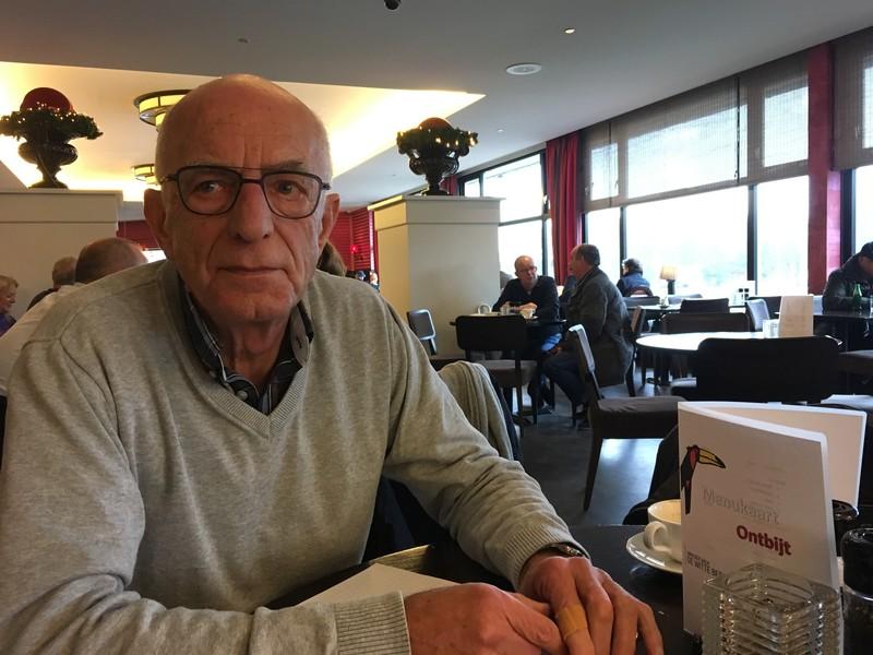 Voetbalfilosoof Jan Tamboer