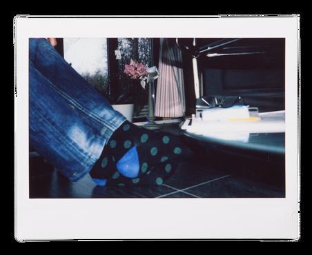 Foto's: Johannes Visser, uit zijn serie 'Hebben jullie dan een camera voor me?'