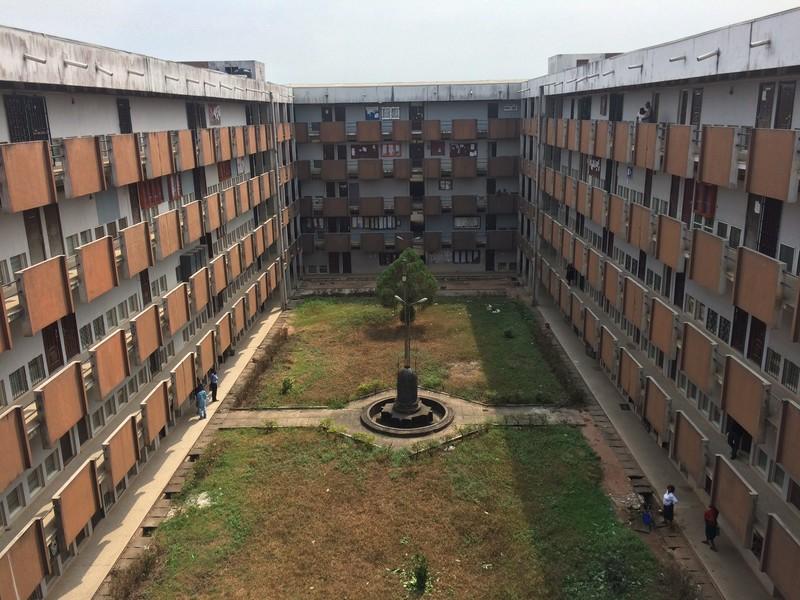 Afdeling Sociale Wetenschappen van de Universiteit van Benin.