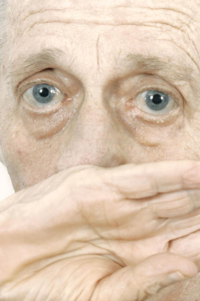 Uit de serie 'Alzheimer' door Corinne Noordenbos