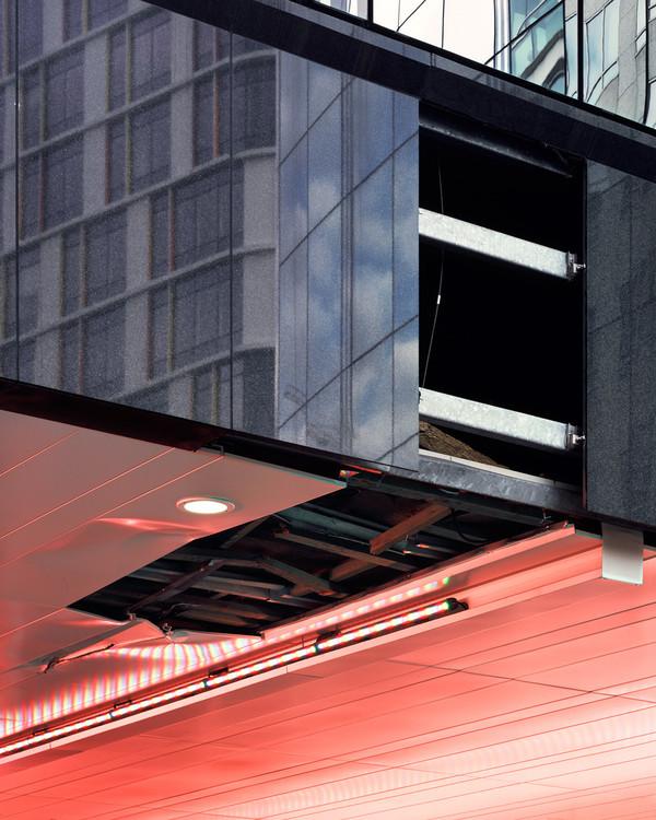 Het Wilfried Martens-gebouw, zetel van het Europees Parlement. Foto: Philippe Braquenier