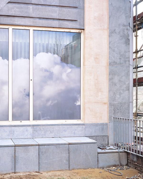 Immeuble BULL, Europese Commissie. Foto: Philippe Braquenier